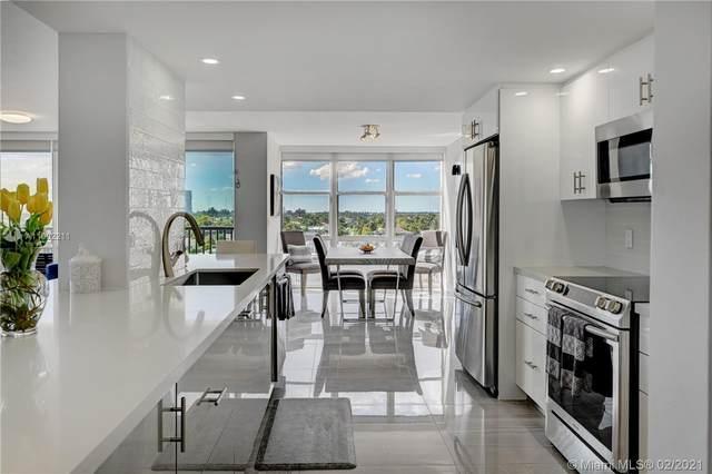2049 S Ocean Dr #701, Hallandale Beach, FL 33009 (MLS #A11002211) :: Castelli Real Estate Services