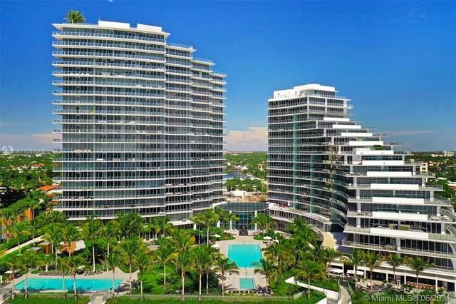 2200 N Ocean Blvd N604, Fort Lauderdale, FL 33305 (#A11002450) :: Posh Properties