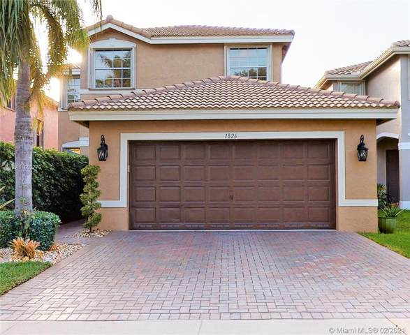 1826 SW 150th Ave, Miramar, FL 33027 (MLS #A11002776) :: The Riley Smith Group