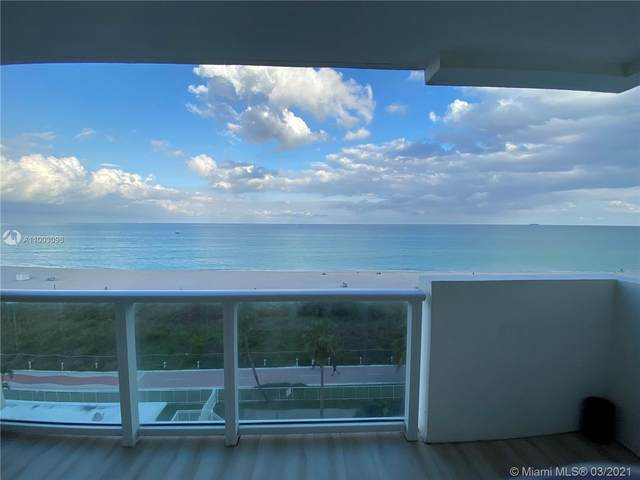 5601 Collins Ave #803, Miami Beach, FL 33140 (MLS #A11003096) :: The Riley Smith Group