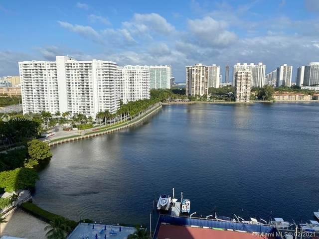 2750 NE 183rd St #1610, Aventura, FL 33160 (MLS #A11003142) :: Green Realty Properties