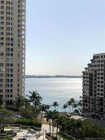 888 Brickell Key Dr #1207, Miami, FL 33131 (MLS #A11003166) :: Green Realty Properties