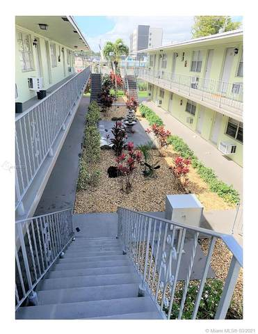 17 NE 2nd Ave #205, Dania Beach, FL 33004 (MLS #A11003373) :: The Howland Group