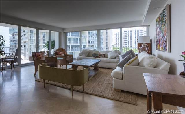 881 Ocean Dr 5A, Key Biscayne, FL 33149 (MLS #A11003376) :: The Howland Group