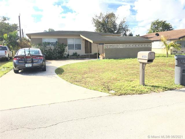 6524 Mayo St, Hollywood, FL 33023 (MLS #A11003419) :: Castelli Real Estate Services