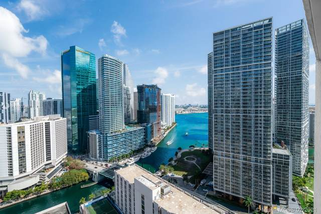 55 SE 6th St #3207, Miami, FL 33131 (MLS #A11003457) :: The Teri Arbogast Team at Keller Williams Partners SW