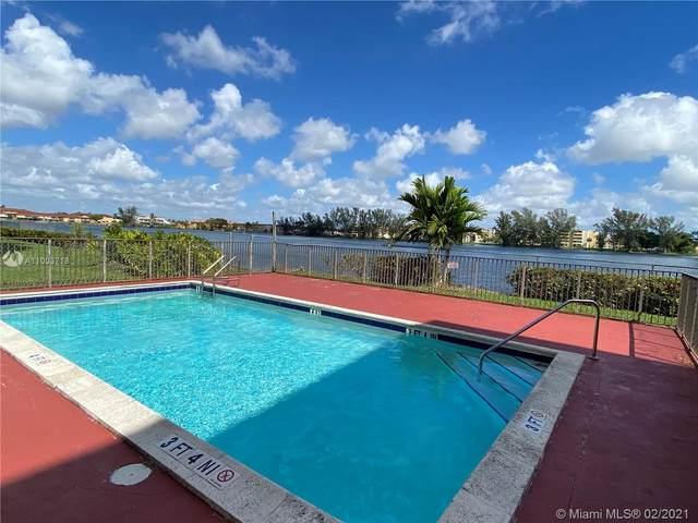 9911 W Okeechobee Rd 1-508, Hialeah Gardens, FL 33016 (MLS #A11003718) :: The Teri Arbogast Team at Keller Williams Partners SW