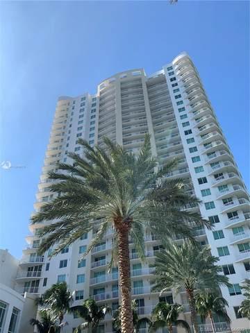 1745 E Hallandale Beach Blvd 2407W, Hallandale Beach, FL 33009 (MLS #A11003878) :: Berkshire Hathaway HomeServices EWM Realty