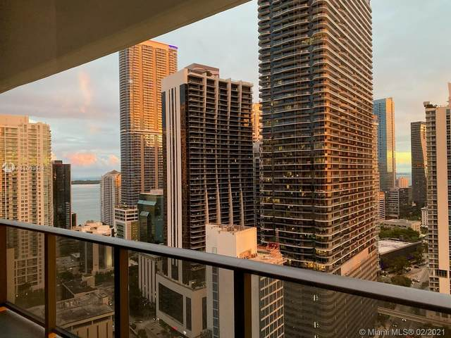 45 SW 9th St #2905, Miami, FL 33130 (MLS #A11003914) :: The Teri Arbogast Team at Keller Williams Partners SW