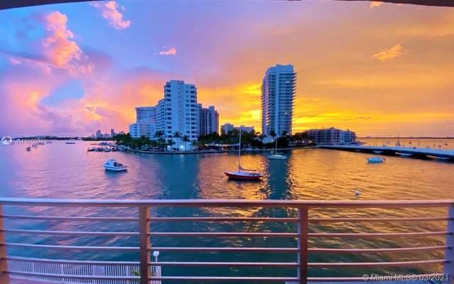 1441 Lincoln Rd #407, Miami Beach, FL 33139 (#A11003925) :: Posh Properties