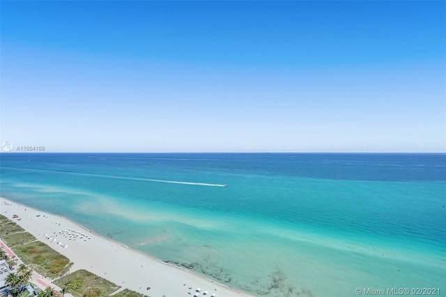 4775 Collins Ave #3404, Miami Beach, FL 33140 (MLS #A11004109) :: Search Broward Real Estate Team