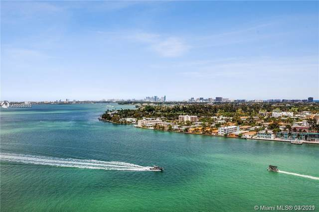 1881 79th St Cswy #1707, North Bay Village, FL 33141 (MLS #A11004396) :: The Teri Arbogast Team at Keller Williams Partners SW