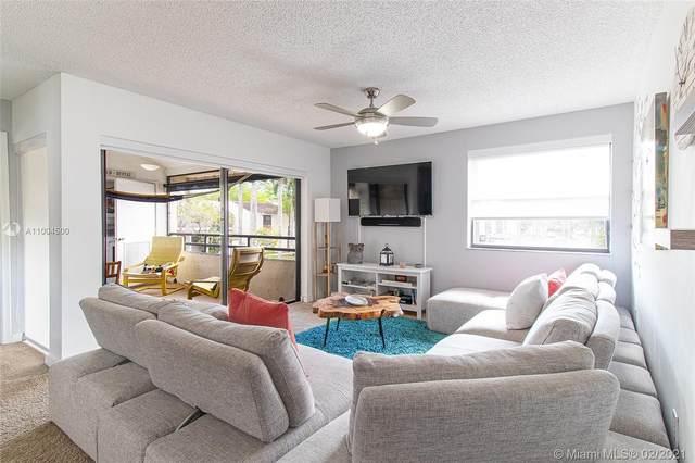 20110 NE 3rd Ct #8, Miami, FL 33179 (MLS #A11004500) :: Green Realty Properties