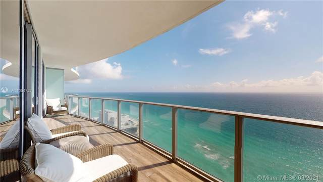 4111 S Ocean Dr #2801, Hollywood, FL 33019 (MLS #A11004727) :: The Howland Group