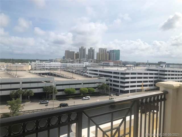 8390 SW 72nd Ave #705, Miami, FL 33143 (MLS #A11004780) :: The Rose Harris Group