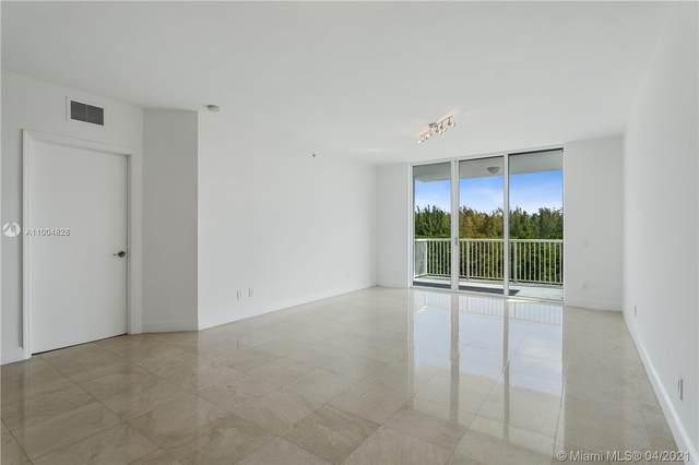 14951 Royal Oaks Ln #406, North Miami, FL 33181 (MLS #A11004828) :: Dalton Wade Real Estate Group