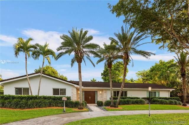 7640 SW 125th St, Pinecrest, FL 33156 (MLS #A11004831) :: Berkshire Hathaway HomeServices EWM Realty