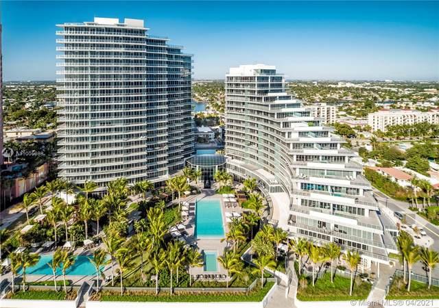 2200 N Ocean Blvd N202, Fort Lauderdale, FL 33305 (MLS #A11005089) :: The Howland Group