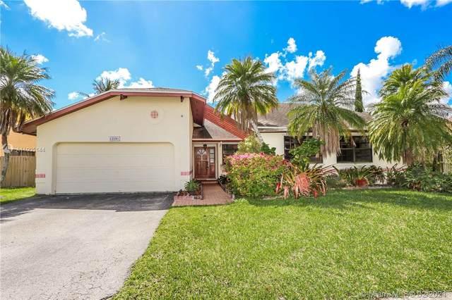 13590 SW 98th St, Miami, FL 33186 (MLS #A11005144) :: Green Realty Properties