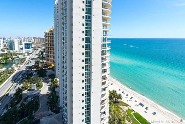 16001 Collins Ave #2204, Sunny Isles Beach, FL 33160 (MLS #A11005217) :: Podium Realty Group Inc