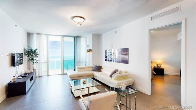 15811 Collins Ave #2503, Sunny Isles Beach, FL 33160 (MLS #A11005275) :: The Riley Smith Group