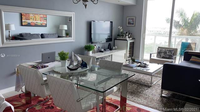 253 NE 2nd St #1209, Miami, FL 33132 (MLS #A11005314) :: Green Realty Properties