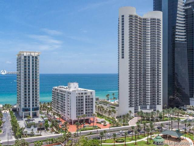 210 174th St #1502, Sunny Isles Beach, FL 33160 (MLS #A11005552) :: The Riley Smith Group