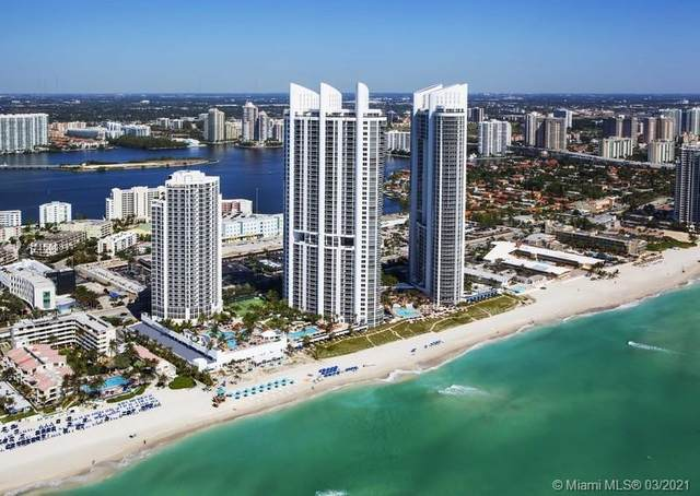 18201 Collins Ave #1603, Sunny Isles Beach, FL 33160 (MLS #A11005841) :: Castelli Real Estate Services