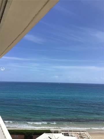 3590 S Ocean Blvd #807, South Palm Beach, FL 33480 (MLS #A11005889) :: Prestige Realty Group