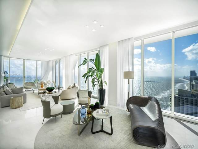16901 Collins Ave #4901, Sunny Isles Beach, FL 33160 (MLS #A11006122) :: Equity Advisor Team
