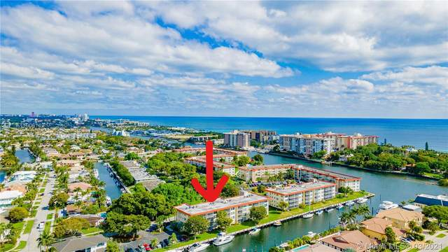 3000 NE 48th Ct #203, Lighthouse Point, FL 33064 (MLS #A11006143) :: Castelli Real Estate Services