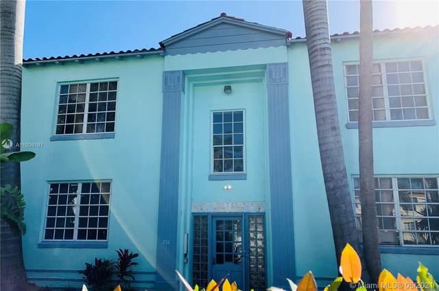 751 Euclid Ave, Miami Beach, FL 33139 (MLS #A11006167) :: The Howland Group