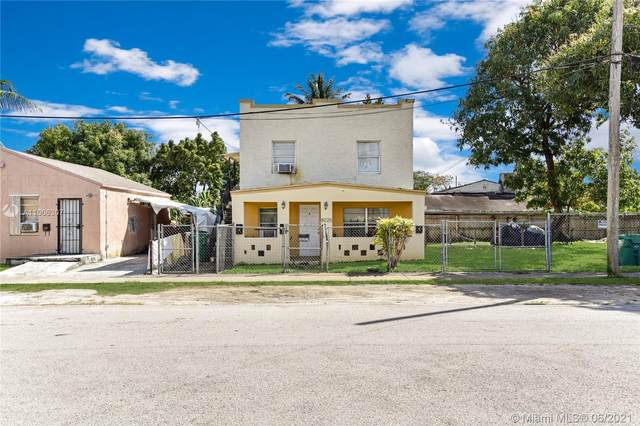 8025 NW 4th Ave, Miami, FL 33150 (MLS #A11006307) :: The Riley Smith Group