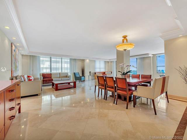 9801 Collins Ave 9Y, Bal Harbour, FL 33154 (MLS #A11006552) :: Carlos + Ellen