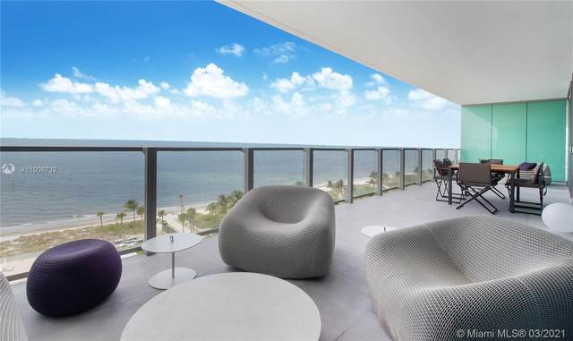 360 Ocean Dr 902S, Key Biscayne, FL 33149 (MLS #A11006732) :: The Paiz Group
