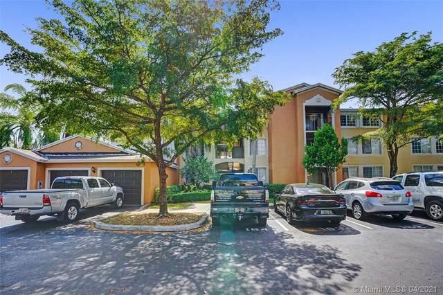 2051 Renaissance Blvd #202, Miramar, FL 33025 (MLS #A11006795) :: Equity Advisor Team