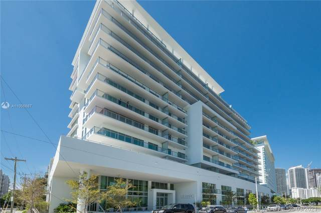 1600 SW 1st Ave #806, Miami, FL 33129 (MLS #A11006887) :: The Riley Smith Group