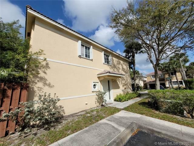 91 NW 110th Ave, Plantation, FL 33324 (MLS #A11006960) :: Berkshire Hathaway HomeServices EWM Realty