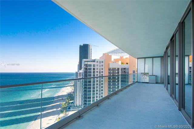 18975 Collins Ave #2801, Sunny Isles Beach, FL 33160 (MLS #A11007109) :: The Teri Arbogast Team at Keller Williams Partners SW
