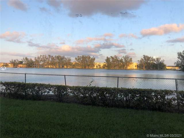 9911 W Okeechobee Rd 1-101, Hialeah Gardens, FL 33016 (MLS #A11007140) :: The Teri Arbogast Team at Keller Williams Partners SW