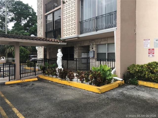 3640 NW 9th St #305, Miami, FL 33125 (MLS #A11007180) :: The Riley Smith Group