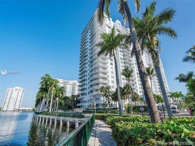 2801 NE 183rd St 915W, Aventura, FL 33160 (MLS #A11007242) :: Berkshire Hathaway HomeServices EWM Realty