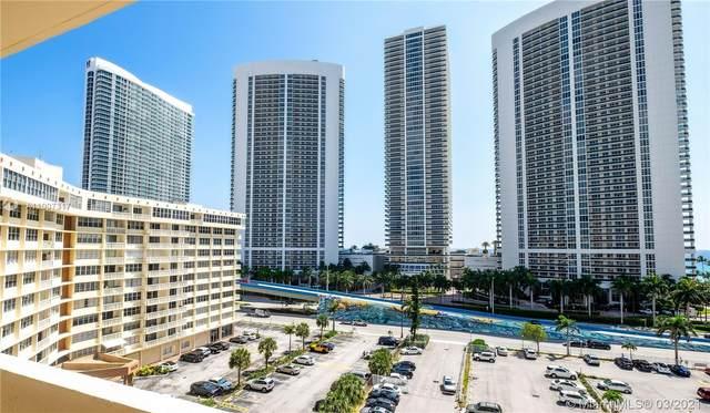 1833 S Ocean Dr #901, Hallandale Beach, FL 33009 (#A11007317) :: Posh Properties