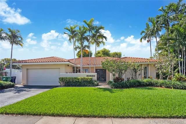 20830 NE 21st Ct, Miami, FL 33179 (MLS #A11007343) :: Equity Realty