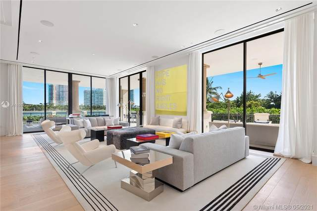 6800 Fisher Island Dr #6812, Miami Beach, FL 33109 (MLS #A11007429) :: The Riley Smith Group