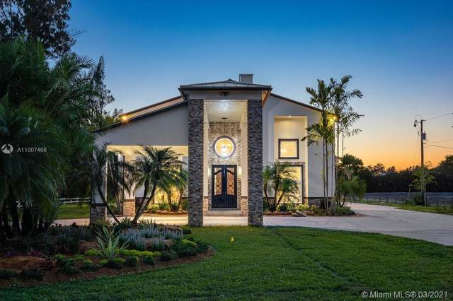 6401 Appaloosa Trl, Southwest Ranches, FL 33330 (MLS #A11007468) :: The Teri Arbogast Team at Keller Williams Partners SW