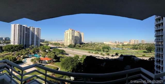 3300 NE 192nd St #902, Aventura, FL 33180 (MLS #A11007589) :: Green Realty Properties