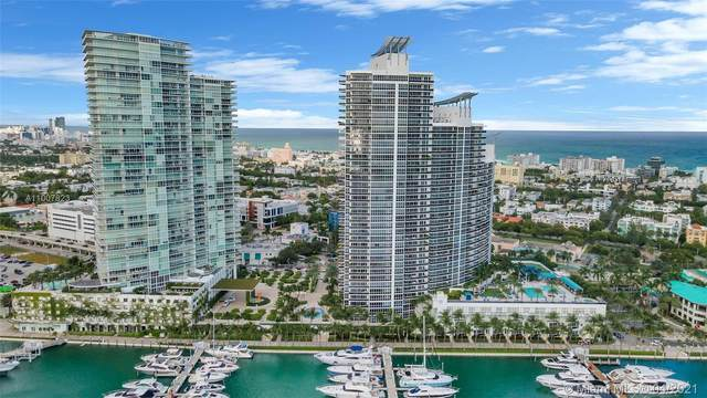 400 Alton Rd #503, Miami Beach, FL 33139 (MLS #A11007823) :: Re/Max PowerPro Realty