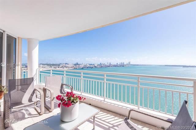 808 Brickell Key Dr #2002, Miami, FL 33131 (MLS #A11007998) :: Green Realty Properties