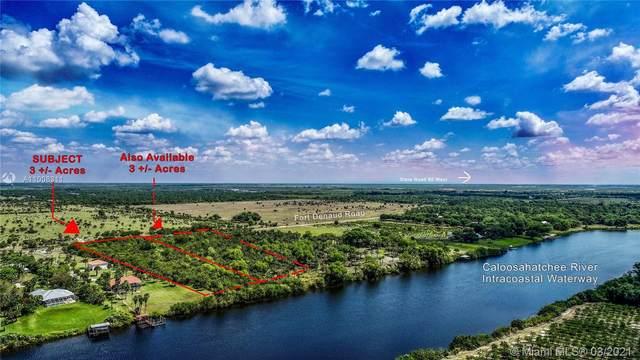 5220 Fort Denaud Road, La Belle, FL 33935 (MLS #A11008311) :: The Jack Coden Group